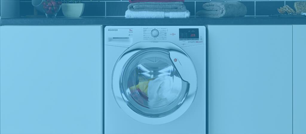 washing machine dimensions